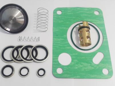 Kit de reparo válvula de retenção de ar/óleo similar 2901 1084 00